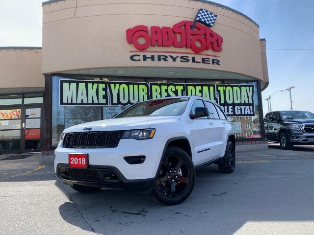 2018 Jeep Grand Cherokee Altitude 4X4+SUNROOF+NAVIGATION