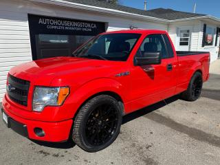 Used 2013 Ford F-150 STX for sale in Kingston, ON