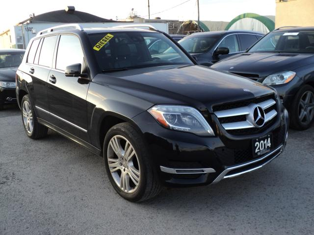 2014 Mercedes-Benz GLK 250 GLK 250 BlueTec
