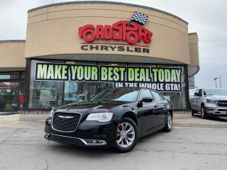 Used 2018 Chrysler 300 300+LEATHER+NAV+PAN-ROOF+LOADED for sale in Toronto, ON