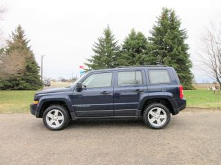 Used 2015 Jeep Patriot sport 4x4 for sale in Thornton, ON