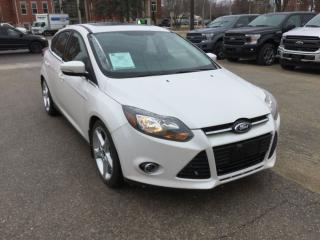 Used 2012 Ford Focus Titanium | Bluetooth for sale in Harriston, ON