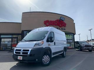 Used 2018 RAM ProMaster HIGHROOF CARGO VAN for sale in Toronto, ON