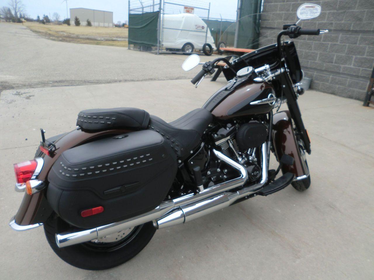 2019 Harley-Davidson Heritage Softail Classic   Duke's Harley Davidson