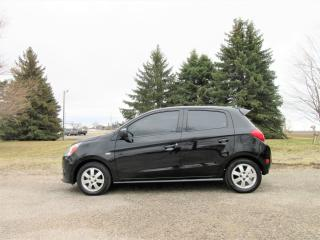 Used 2014 Mitsubishi Mirage SE for sale in Thornton, ON