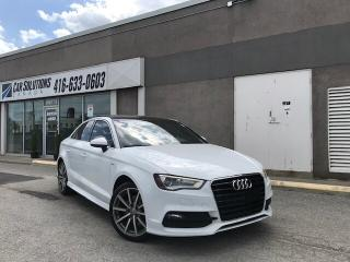 Used 2015 Audi A3 SOLD for sale in Toronto, ON