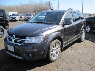 Used 2018 Dodge Journey GT for sale in Thunder Bay, ON