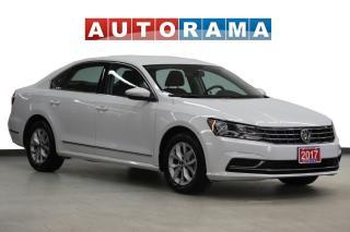 Used 2017 Volkswagen Passat TSI BACKUP CAMERA for sale in Toronto, ON