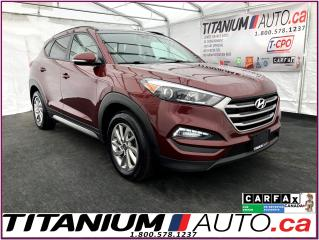 Used 2017 Hyundai Tucson Luxury-AWD-Camera-Pano Roof-Leather-Blind Spot-XM- for sale in London, ON