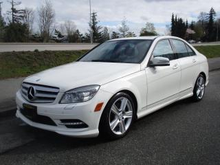 Used 2011 Mercedes-Benz C-Class C 300 for sale in Surrey, BC