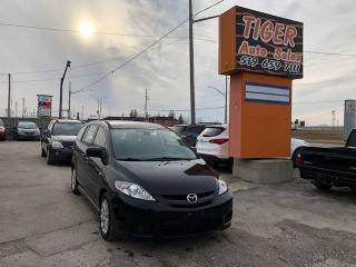 Used 2007 Mazda MAZDA5 GS**ONLY 123 KMS**6 PASSENGER**ALLOYS**AS IS for sale in London, ON