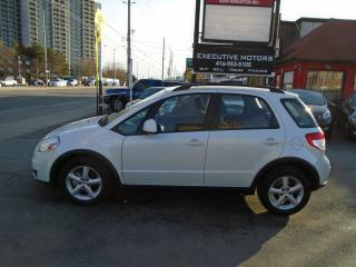 Used 2007 Suzuki SX4 JX/ SUPER CLEAN / ONE OWNER / NO ACCIDENT / CLEAN for sale in Scarborough, ON