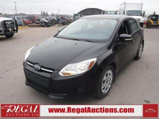 Used 2013 Ford Focus SE 5D Hatchback 2.0L for sale in Calgary, AB