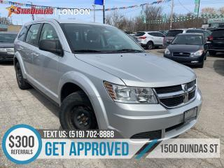 Used 2010 Dodge Journey SE | AUTO LOANS APPROVED ON THE SPOT for sale in London, ON