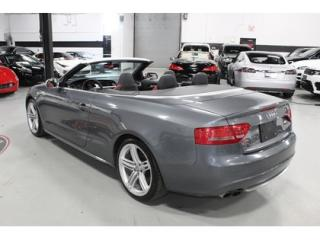 Used 2012 Audi S5 Cabriolet Premium for sale in Vaughan, ON