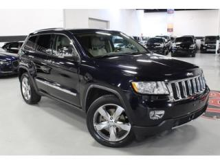 Used 2011 Jeep Grand Cherokee NAVI   BACKUP CAMERA   DVD PLAYER for sale in Vaughan, ON