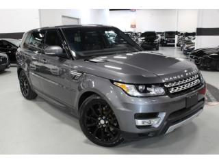 Used 2016 Land Rover Range Rover Sport Diesel   Land Rover Warranty for sale in Vaughan, ON