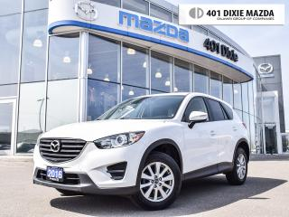 Used 2016 Mazda CX-5 GX|NO ACCIDENTS|ONE OWNER for sale in Mississauga, ON
