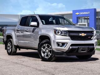 Used 2017 Chevrolet Colorado CREW Z71 for sale in Markham, ON