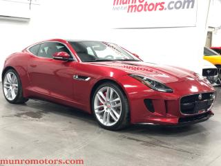 Used 2015 Jaguar F-Type R Panoramic Vision Package 550 HP for sale in St. George Brant, ON