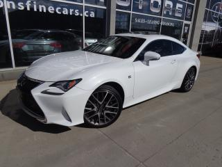 Used 2017 Lexus RC 300 F-Sport.AWD.Navigation.Loaded for sale in Etobicoke, ON