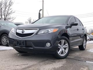 Used 2015 Acura RDX one owner  Ontario vehicle for sale in Toronto, ON