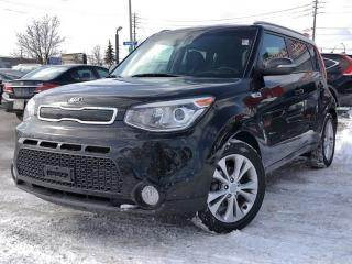 Used 2015 Kia Soul EX+ one owner  low kilometers  cle for sale in Toronto, ON