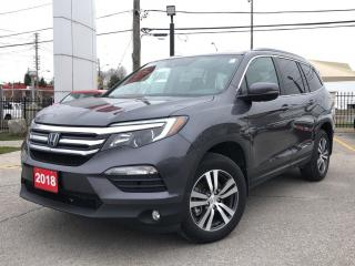 Used 2018 Honda Pilot EX, one owner, original Roadsport Honda vehicle for sale in Toronto, ON