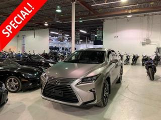 Used 2017 Lexus RX 350 Navigation - No Payments For 6 Months** for sale in Concord, ON
