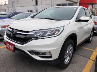 Used 2015 Honda CR-V new front brake pads/rotors for sale in Toronto, ON