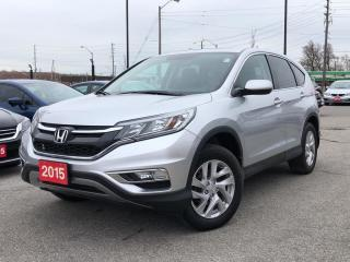 Used 2015 Honda CR-V EX clean carproof, one owner for sale in Toronto, ON