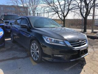 Used 2015 Honda Accord Sport, low mileage, one owner for sale in Toronto, ON
