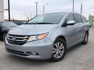 Used 2016 Honda Odyssey EX-L, one owner, clean report, great shape for sale in Toronto, ON