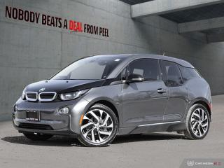 Used 2017 BMW i3 Plus w/Range Extender.NAV.Roof.Harman/Kardon. EV for sale in Mississauga, ON