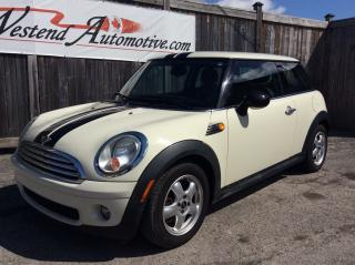 Used 2009 MINI Cooper Hardtop Low kms for sale in Stittsville, ON