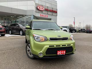 Used 2015 Kia Soul 2.0L EX Plus at for sale in Kitchener, ON