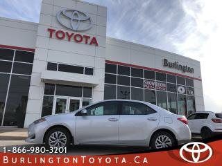 Used 2018 Toyota Corolla LE ONLY 5, 000 KM'S for sale in Burlington, ON