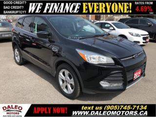 Used 2014 Ford Escape SE | BACKUP CAM | HEATED SEATS | SATELLITE RADIO for sale in Hamilton, ON