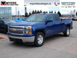Used 2015 Chevrolet Silverado 1500 LT - Bluetooth for sale in Ottawa, ON