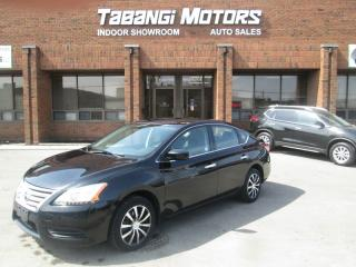 Used 2015 Nissan Sentra NO ACCIDENTS | REAR CAM | KEYLESS | CRUISE | B\T for sale in Mississauga, ON