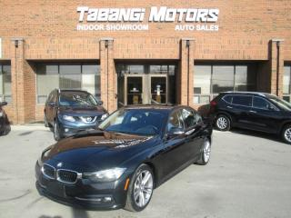 Used 2016 BMW 3 Series NAVIGATION | REAR CAM | SPORT LINE | SUNROOF | LEATHER | B\T for sale in Mississauga, ON