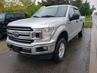 Used 2018 Ford F-150 4WD SuperCrew 5.5' Box for sale in Toronto, ON