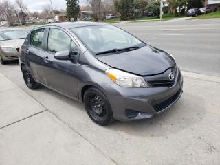 Used 2013 Toyota Yaris 5DR HB LE for sale in Toronto, ON