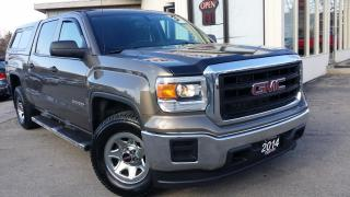 Used 2014 GMC Sierra 1500 Base Crew Cab 4WD for sale in Kitchener, ON