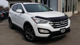 Used 2013 Hyundai Santa Fe Sport 2.4 AWD 2013 HYUNDAI SANTA FE SPORT 2.4 PREMIUM - AWD! BLUETOOTH! HTD SEATS/STEERING! for sale in Kitchener, ON