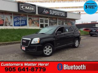Used 2016 GMC Terrain SLE-1  CAM BLUETOOTH PWR-GROUP ALLOYS for sale in St. Catharines, ON