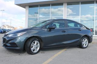 Used 2017 Chevrolet Cruze LT for sale in Carleton Place, ON