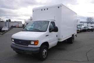 Used 2006 Ford Econoline E-450 Cube Van 16 Foot Power tailgate for sale in Burnaby, BC