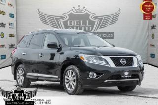 Used 2015 Nissan Pathfinder SL PREMIUM, TECH PKG, V6, NAVI, 360 CAM, PANO ROOF, BLIND SPOT for sale in Toronto, ON