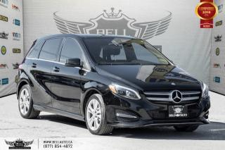 Used 2016 Mercedes-Benz B-Class B 250, 4MATIC, Sports Tourer, NAVI, PUSH START, BACK-UP CAM, PAN for sale in Toronto, ON